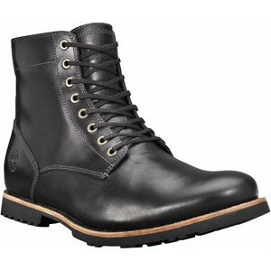 Timberland Kendrick WP side zip boot black